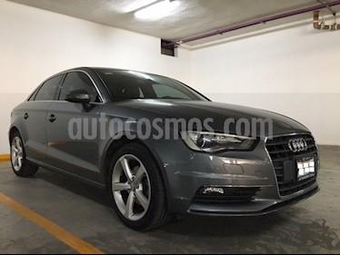 Foto venta Auto usado Audi A3 1.8L Attraction Plus Aut (2016) color Gris Monolito precio $330,000