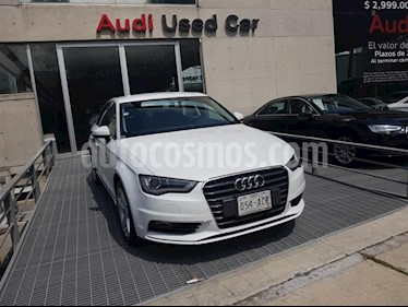 Foto venta Auto Seminuevo Audi A3 1.8L Attraction (2015) color Blanco precio $285,000