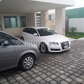 Foto venta Auto Seminuevo Audi A3 1.8L Sportback Ambiente Plus S-Tronic  (2009) color Blanco Ibis precio $150,000