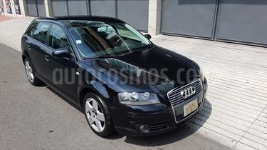 Foto venta Auto usado Audi A3 1.8L T FSI Ambiente S-tronic (2008) color Negro precio $125,000
