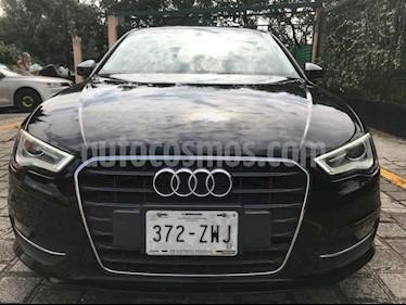Foto venta Auto Seminuevo Audi A3 1.8L T FSI Attraction Plus S-tronic (2014) color Negro precio $275,000