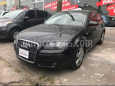 Foto venta Auto Usado Audi A3 2.0 Fsi 3 p (2007) color Negro precio $350.000