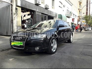 Foto venta Auto usado Audi A3 2.0 TDI (2006) color Negro precio $390.000