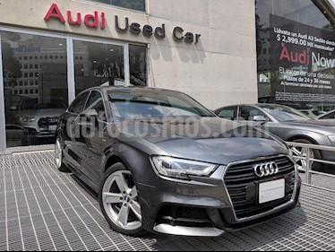 Foto venta Auto Seminuevo Audi A3 2.0L S-Line Aut (2018) color Gris precio $495,000