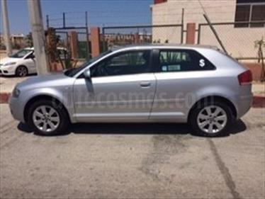Foto venta Auto Usado Audi A3 3P 2.0L Ambiente  (2004) color Gris Plata  precio $75,000