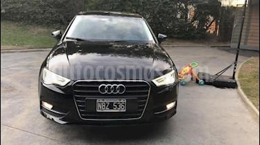 Foto venta Auto Usado Audi A3 Cabrio 1.8 T FSI (2015) color Negro precio $685.000
