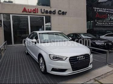 Foto venta Auto Seminuevo Audi A3 Sedan 1.8L Attraction Plus Aut (2016) color Blanco precio $395,000