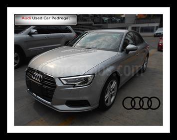 Foto venta Auto Usado Audi A3 Sedan 2.0L Dynamic Aut (2018) color Plata precio $410,000