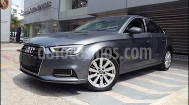 Foto venta Auto Seminuevo Audi A3 Sedan 2.0L Select Aut (2018) color Gris precio $455,000