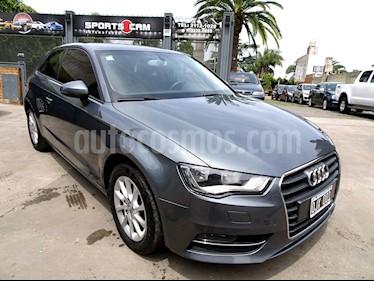 Foto venta Auto Usado Audi A3  Sportback 1.4 T FSI (2014) color Gris