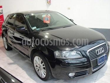 Foto venta Auto Usado Audi A3 Sportback 2.0 FSI Tiptronic Premium (150cv) (2007) color Negro precio $339.900