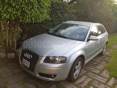 Foto venta Auto usado Audi A3 Sportback 2.0 TDI (2007) color Plata Metalico precio $325.000