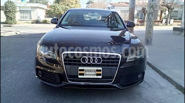 Foto venta Auto usado Audi A4 1.8 T FSI Plus (2009) color Gris Oscuro precio $520.000