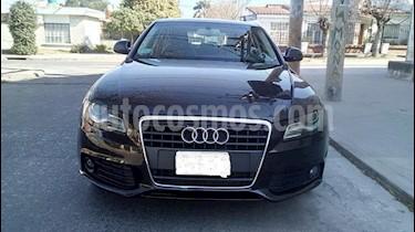 Foto Audi A4 1.8 T FSI Plus usado (2009) color Gris Oscuro precio $550.000