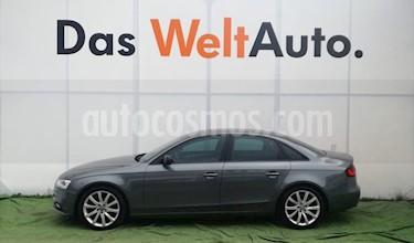 Foto venta Auto Seminuevo Audi A4 1.8 T FSI Sport (170hp) (2014) color Gris Meteoro precio $296,000
