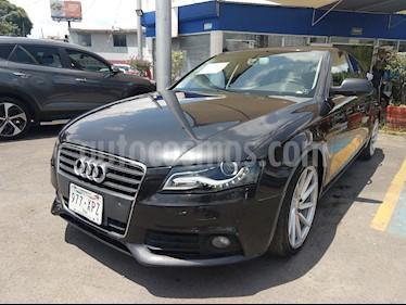 Foto venta Auto Seminuevo Audi A4 1.8 T FSI Trendy (170Cv) (2011) color Gris Meteoro precio $185,000