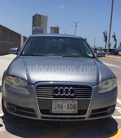 Foto venta Auto usado Audi A4 1.8L T Luxury Tiptronic (2006) color Gris precio $100,000