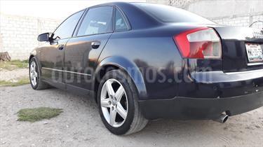 Foto venta Auto Seminuevo Audi A4 1.8L T Quattro (2002) color Azul Marino precio $65,000