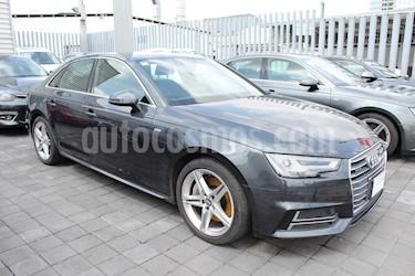 Foto venta Auto Seminuevo Audi A4 1.8L T S Line (170hp) (2017) color Gris precio $585,000