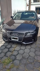 Audi A4 1.8L T Trendy Plus Multitronic usado (2011) color Gris Lava precio $195,000