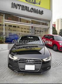 Foto venta Auto Seminuevo Audi A4 1.8L T Trendy Plus Multitronic (2014) color Negro precio $275,000