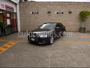 Foto venta Auto Seminuevo Audi A4 1.8L T Trendy  (2015) color Gris precio $298,000
