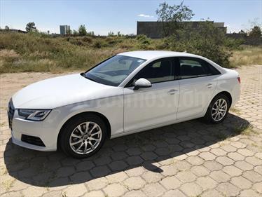 Foto venta Auto usado Audi A4 2.0 T Dynamic (190hp) (2017) color Blanco Ibis precio $538,000