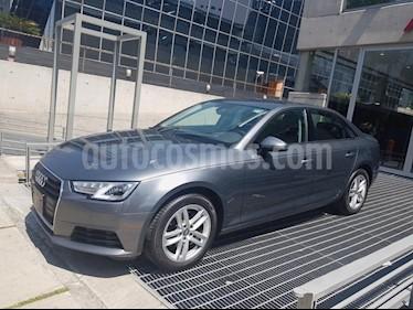 Foto venta Auto Seminuevo Audi A4 2.0 T Dynamic (190hp) (2018) color Gris precio $500,000