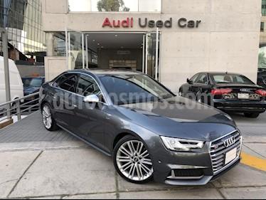 Foto venta Auto usado Audi A4 2.0 T Elite Quattro (252hp) (2018) color Gris precio $895,000