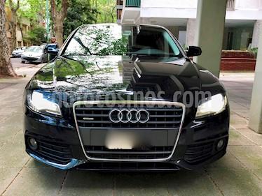 Foto venta Auto Usado Audi A4 2.0 T FSI Ambition S-Tronic Quattro (211Cv) (2011) color Negro precio $700.000