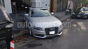 Audi A4 2.0 T FSI Attraction Quattro S-tronic usado (2011) color Gris precio $839.000