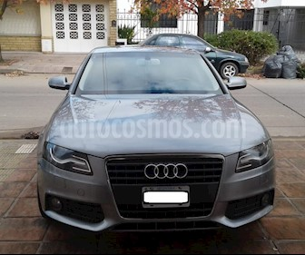 Foto venta Auto usado Audi A4 2.0 T FSI Multitronic (2011) color Gris precio $490.000