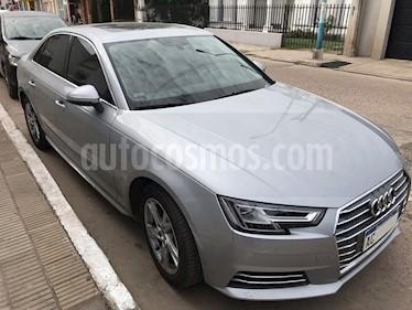 Foto venta Auto Usado Audi A4 2.0 T FSI S-tronic (2018) color Plata precio u$s45.800