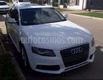 Foto venta Auto Usado Audi A4 2.0 T FSI (2011) color Blanco Ibis