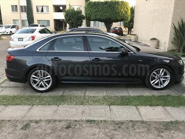 Foto venta Auto usado Audi A4 2.0 T S Line (190hp) (2017) color Gris precio $560,000