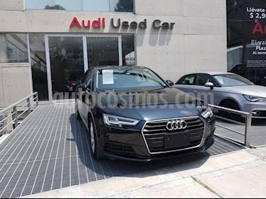 Foto venta Auto Usado Audi A4 2.0 T Select (190hp) (2017) color Negro precio $485,000