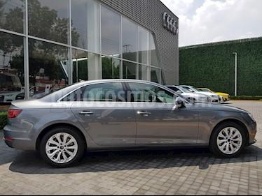 Foto venta Auto Seminuevo Audi A4 2.0 T Select (190hp) (2018) color Gris precio $550,000