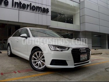 Foto venta Auto Seminuevo Audi A4 2.0 T Select (190hp) (2017) color Blanco precio $490,000