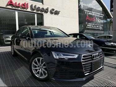 Foto venta Auto Seminuevo Audi A4 2.0 T Select (190hp) (2017) color Negro precio $445,000