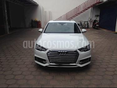 Foto venta Auto usado Audi A4 2.0 T Select Quattro (252hp) (2017) color Blanco precio $620,000