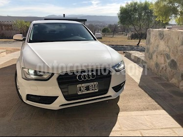 Foto venta Auto Usado Audi A4 2.0 TDi (143Cv) Multitronic (2013) color Blanco precio $690.000