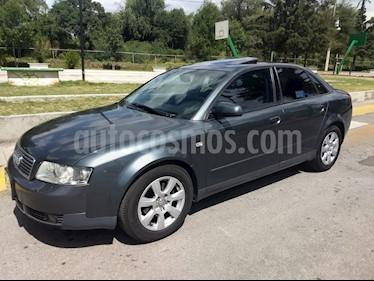 Foto venta Auto Seminuevo Audi A4 2.0L T Elite Tiptronic Quattro (200hp)  (2002) color Gris Oscuro precio $77,500