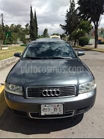 Foto venta Auto usado Audi A4 2.0L T Elite Tiptronic Quattro (200hp)  (2002) color Gris Oscuro precio $77,500