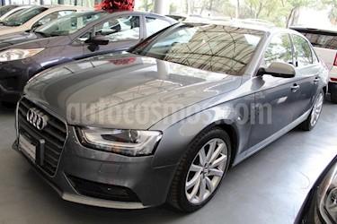 Foto venta Auto Seminuevo Audi A4 2.0L T Sport (225hp) (2016) color Gris precio $399,000