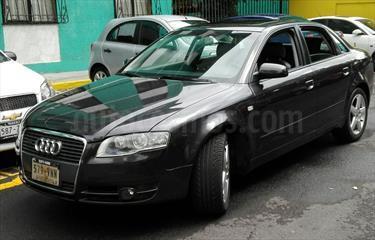 Foto venta Auto Seminuevo Audi A4 2.0L T Trendy Multitronic (200hp)  (2008) color Azul Metalizado precio $149,000