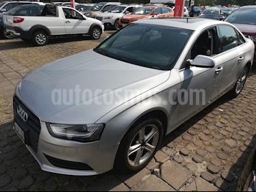 Foto venta Auto usado Audi A4 2.0L T Trendy Multitronic Plus (200hp)  (2013) color Plata precio $260,000