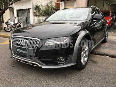 Foto venta Auto Usado Audi A4 Allroad 2.0 T FSI S-tronic Quattro (2011) color Negro precio $800.000
