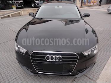 Foto venta Auto Usado Audi A5 2.0 T FSI Quattro S-tronic (2012) color Negro precio $738.000