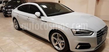 Foto venta Auto Usado Audi A5 2.0 T FSI S-tronic Coupe (2017) color Blanco precio $1.800.000