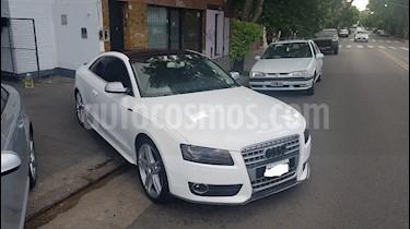 Foto venta Auto Usado Audi A5 2.0 T FSI (2011) color Blanco Ibis precio $649.000